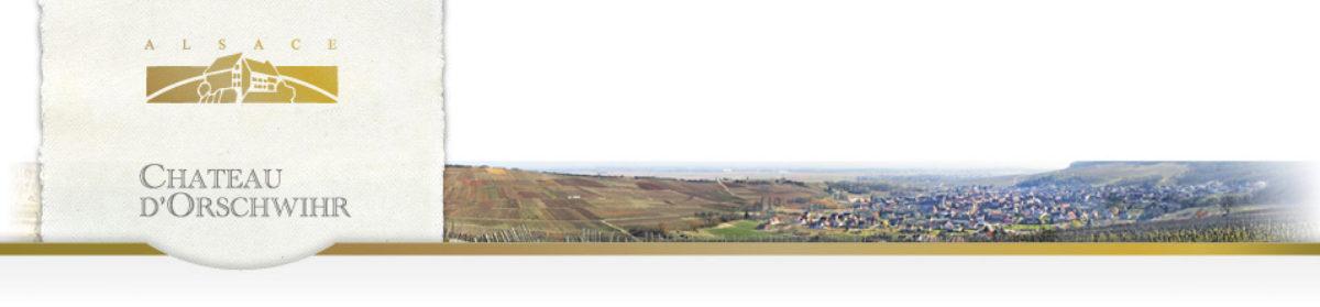 Château d'Orschwihr – Vins d'Alsace, Rangen, Bollenberg